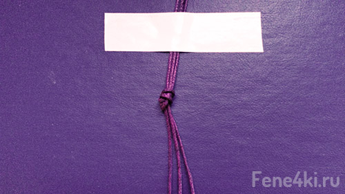 Урок фенечки-косички. Фенечки из мулине. Схемы фенечек. Как плести фенечки