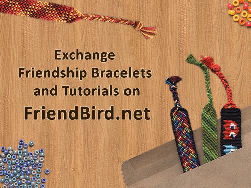Friendship Bracelet Exchange