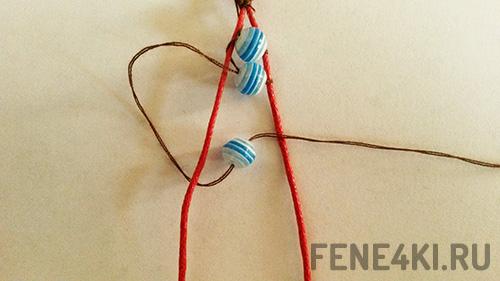 Плетение браслета Чан Лу. Фенечки из мулине. Схемы фенечек. Как плести фенечки