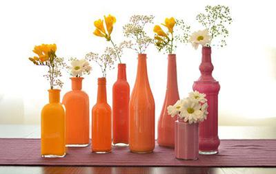 Делаем вазы из старых бутылок. Фенечки из мулине. Схемы фенечек. Как плести фенечки