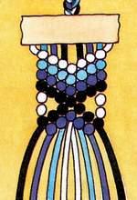 Схема фенечки Рыбка. Фенечки из мулине. Схемы фенечек. Как плести фенечки