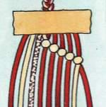 Схема плетения фенечки Суперзмейка. Фенечки из мулине. Схемы фенечек. Как плести фенечки