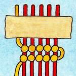 Основные узлы фенечки. Фенечки из мулине. Схемы фенечек. Как плести фенечки
