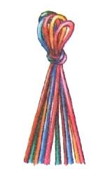 Плетение расточки. Фенечки из мулине. Схемы фенечек. Как плести фенечки