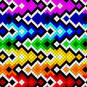 Схемы радужных фенечки