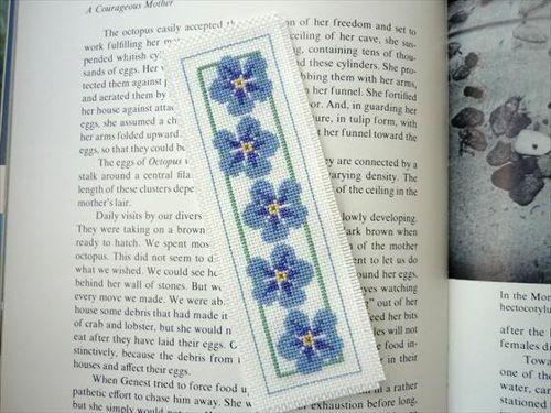 Закладки для книг своими